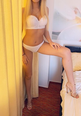 Stacy Escort Riyadh