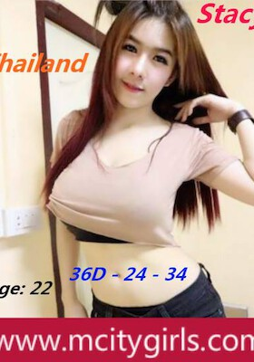 Stacy Escort Gombak